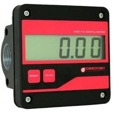 Gespasa MGE-110 счетчик электронный расхода учета дизельного топлива солярки масла