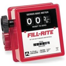 Fill-Rite 807CL счетчик расхода учета бензина керосина