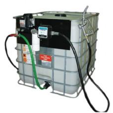 Мобильный топливный модуль дизельного топлива солярки